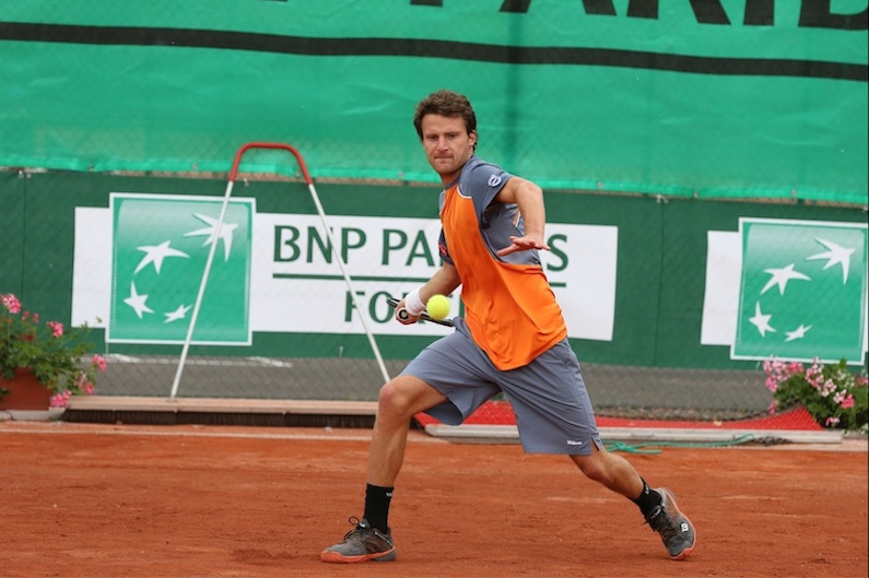 Yannik Reuter - World class tennis player