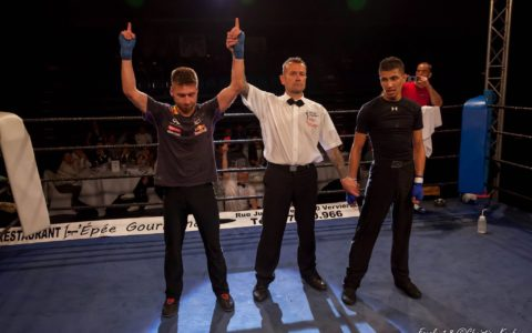Yoann Collart - Champion d'Europe et du monde